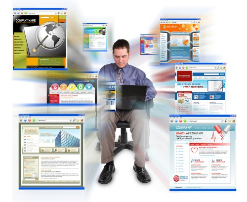 Creative website design services for Sleaford, Lincoln, Grantham, Boston, Newark and all around the UK..