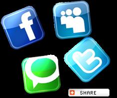 Getonfast Social Bookmarks