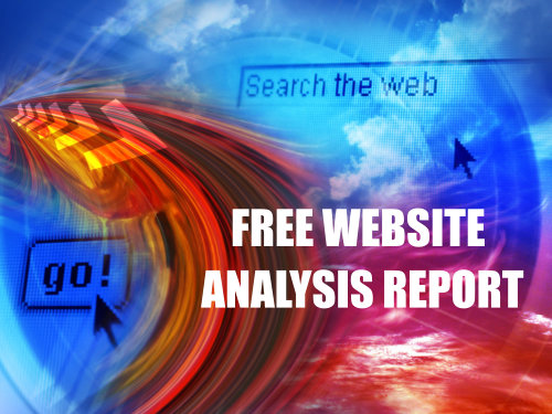 Free Website Analysis Report