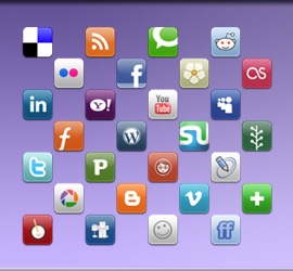 Social Medial Links