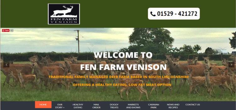 Fen Farm Venison